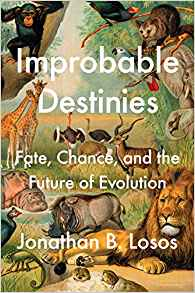 Improbable Destinies Book Cover